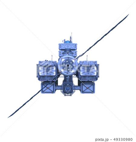 宇宙船内部 49330980