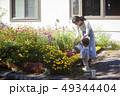 ガーデニング 花 庭の写真 49344404