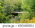 青木橋 湯川 橋の写真 49346901