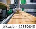 CNC woodworking wood processing machine, modern 49350845