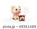 豚 火 肉 49361489