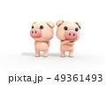 豚 キャラクター 2 49361493