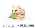 読書 豚 2 49361499