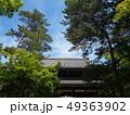新緑輝く南禅寺境内 49363902