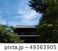 新緑輝く南禅寺境内 49363905