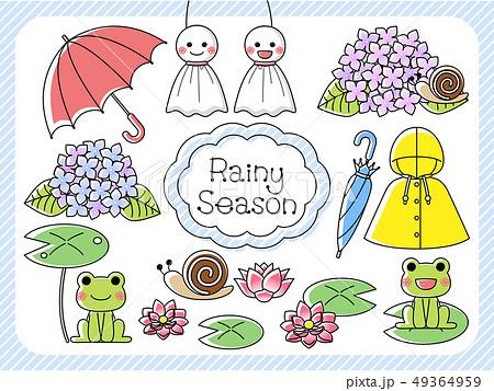 梅雨 49364959