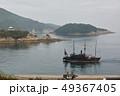 對潮楼からの眺め、鞆の浦、福山市、広島県 49367405