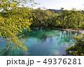湖 風景 緑の写真 49376281