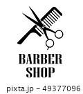 Barber shop vector 49377096