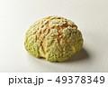 パン 抹茶 食べ物の写真 49378349