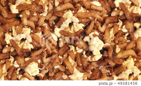 Poutine Fries 49381456