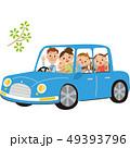 家族でドライブ 49393796