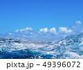 空と荒波 49396072