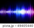 音 音声 音響のイラスト 49405440