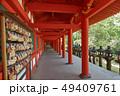 春日大社、西回廊、奈良県 49409761