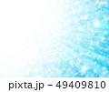 輝き 光 背景のイラスト 49409810