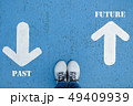 Decision making - past or future 49409939