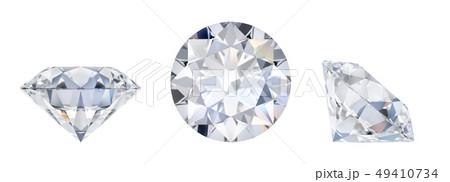 diamond in three dimensions 49410734