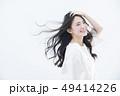 女性 ロングヘア 1人の写真 49414226