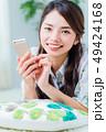 ショッピング 人物 女性の写真 49424168
