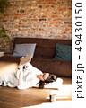 人物 女性 ライフスタイルの写真 49430150
