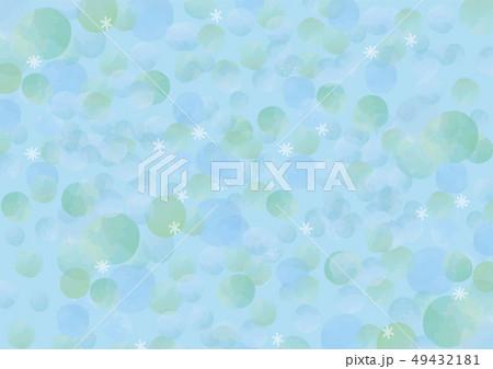 手書き水彩風の背景素材 49432181