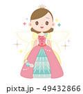 妖精のお姫様 ファンタジー メルヘン 49432866