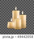 細密 詳しい 立体のイラスト 49442058