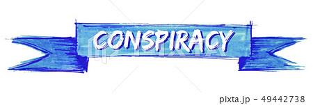 conspiracy ribbon 49442738