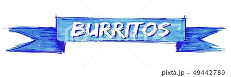 burritos ribbon 49442789