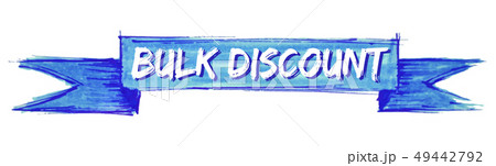 bulk discount ribbon 49442792