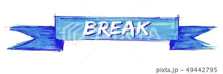 break ribbon 49442795