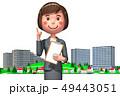 ビジネスウーマンマンマンション紹介 49443051