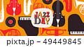 のぼり バナー 音楽のイラスト 49449845