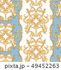 オーナメント 装飾 デコレーションのイラスト 49452263