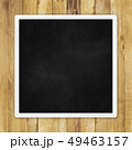 背景-壁-板-木目-茶-フレーム-黒板 49463157