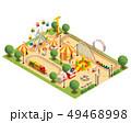 楽しみ 娯楽 遊戯のイラスト 49468998