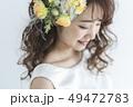 花嫁 新婦 女性の写真 49472783