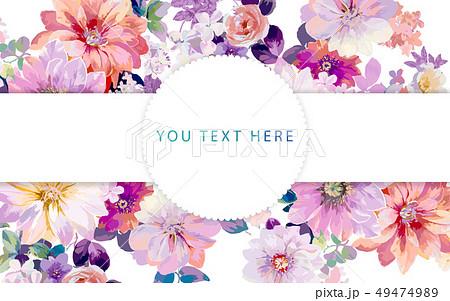 花 フラワー お花 49474989