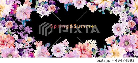 花 フラワー お花 49474993