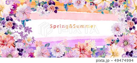 花 フラワー お花 49474994