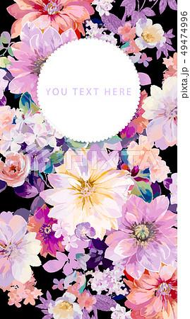 花 フラワー お花 49474996