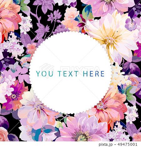 花 フラワー お花 49475001