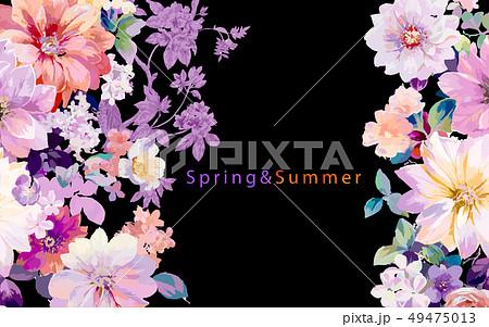 花 フラワー お花 49475013