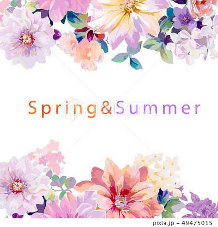 花 フラワー お花 49475015