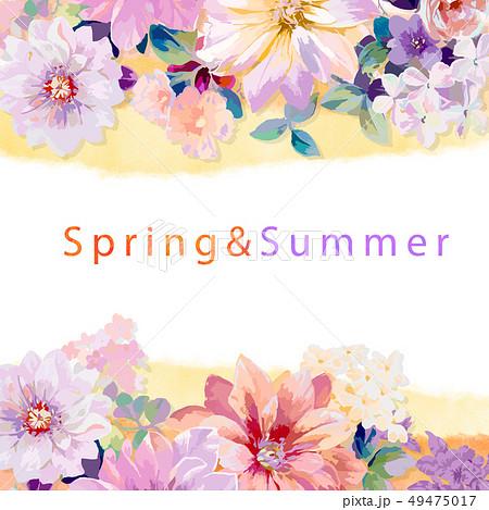 花 フラワー お花 49475017