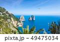 Famous Faraglioni Rocks near Capri Island, Italy 49475034