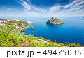Ischia Island and famous landmark and travel 49475035