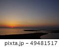 有明海の朝の風景27 49481517
