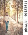女性 女の人 女の写真 49483611